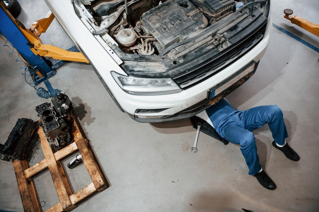 Taller de reparaciones del automóvil Valencia